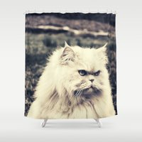 once upon a  time Shower Curtains featuring Once Upon A Time by Zoe L