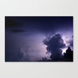 Seth vs Thor Canvas Print