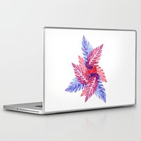 plants Laptop & iPad Skins featuring Plants by melanie johnsson