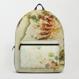 BEAR HEADDRESS Backpack