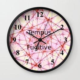 Neural Network Spiral Wall Clock