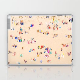 Beach Aerial of San Diego Laptop & iPad Skin