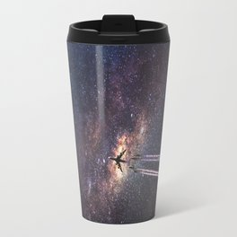 intergalactic space travel Travel Mug