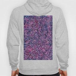 Purple Hexagons Hoody