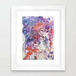 Guilt. Framed Art Print