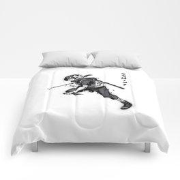 Anbu Ink Comforters