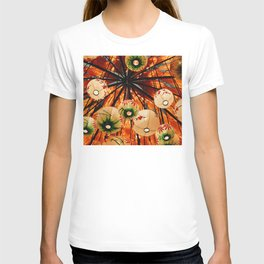 Japanese Paper Lanterns T-shirt