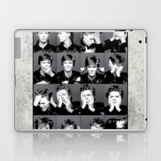David Bowie : Sound and Vision Laptop & iPad Skin