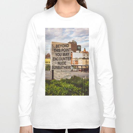 Highline View III Long Sleeve T-shirt