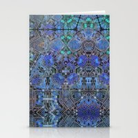 doodle Stationery Cards featuring Doodle by Steve W Schwartz Art