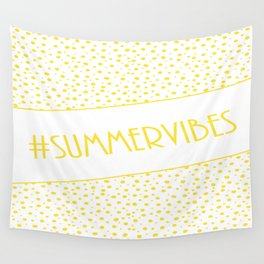 Summer Vibes! Wall Tapestry