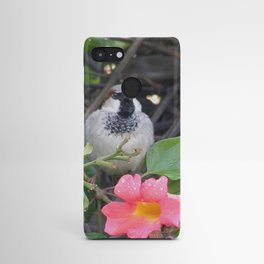 Sparrow in the Vine Android Case