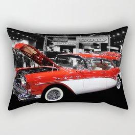 57 Buick Caballero Rectangular Pillow