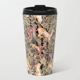 Wild life pattern Travel Mug