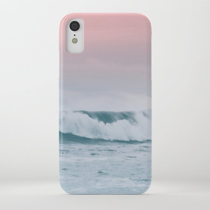 pale ocean iphone case
