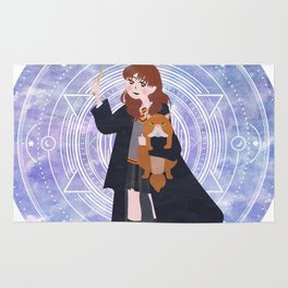 Magic Girl Rug