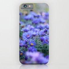 Sea of Asters iPhone 6s Slim Case