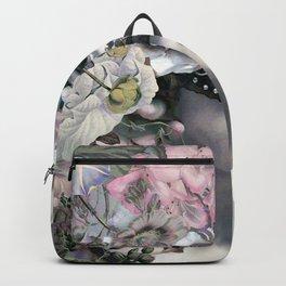 Flower woman Backpack
