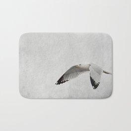 Winter's Return - Seagull Bath Mat