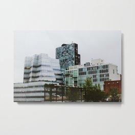 Architecture I Metal Print