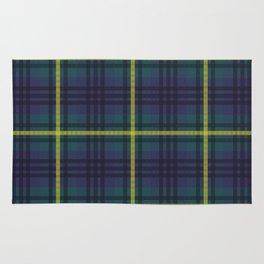Modern Johnstone Scottish Tartan Rug