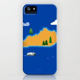 Kentucky Island iPhone Case