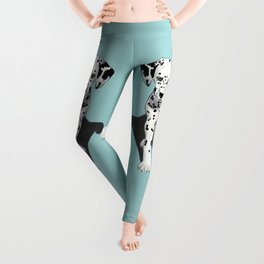Dalmatian Puppy Leggings