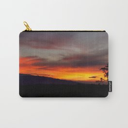 Sunset over Hualalai Carry-All Pouch