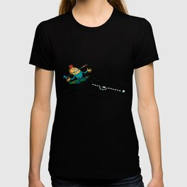 Golf is a sport for both relaxation and precision T-shirt