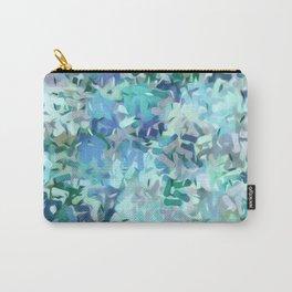 Confetti Aquas Carry-All Pouch