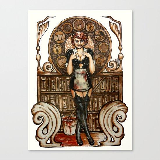 Moira Canvas Print
