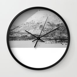 Perfect Scale Wall Clock
