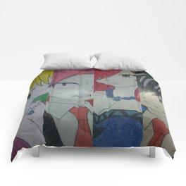 Fancy Fairy Tail Arrangement One Comforters