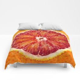 Blood Grapefruit Comforters