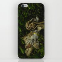 fairy iPhone & iPod Skins featuring Fairy by Mark Spence