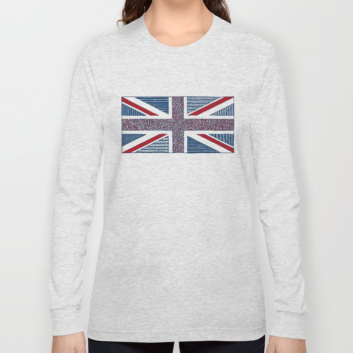 Lovely UK Long Sleeve T-shirt