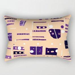 Color square 09 Rectangular Pillow