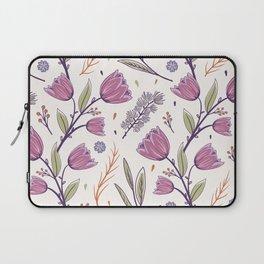 Flower Pattern 1 Laptop Sleeve