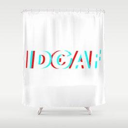 IDGAF Shower Curtain