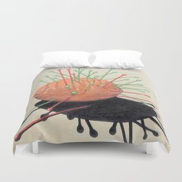 pincushion n. 4 Duvet Cover