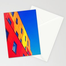 Colourful Building Stationery Cards