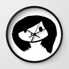 Emotionless Wall Clock