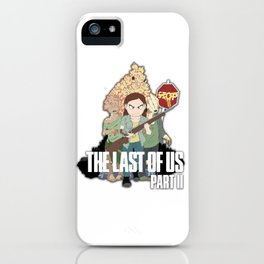 The last of us Part II iPhone Case