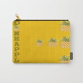 Kitchen Pineapple Carry-All Pouch
