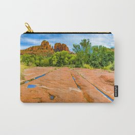 Red Rock State Park Panorama Carry-All Pouch