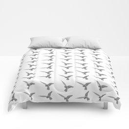Flight of falcons Comforters