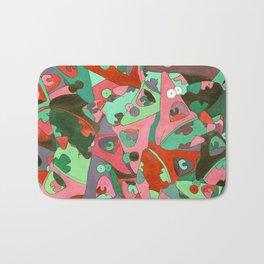 Colorful Patrick Bath Mat