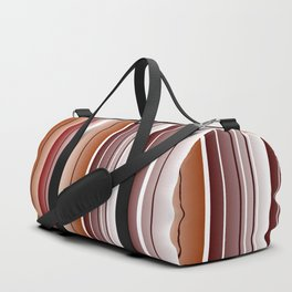 Coffee Color Duffle Bag