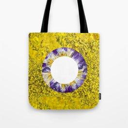 Floral Blooms I Tote Bag