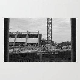 construction window Rug